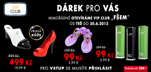 VIP Club - drek pro Vs