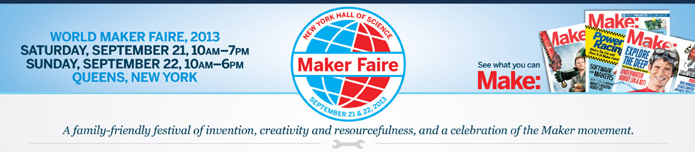 Maker Faire Bay Area Newsletter
